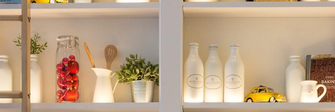 DIY Hacks for Kitchen Cabinets