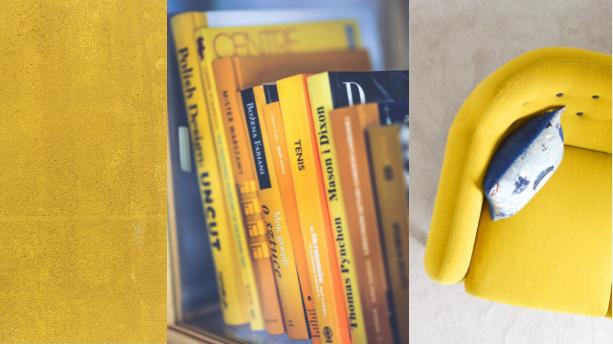 mustard yellow designs