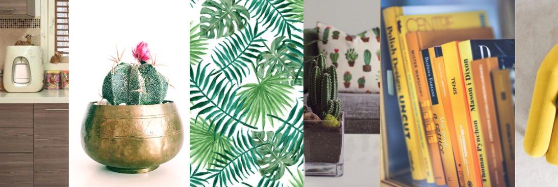 hot home trend banner