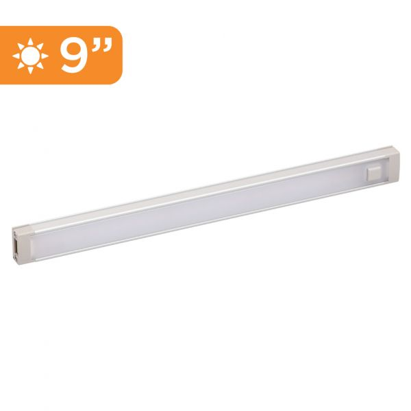 Warm White Under Cabinet Light Bar