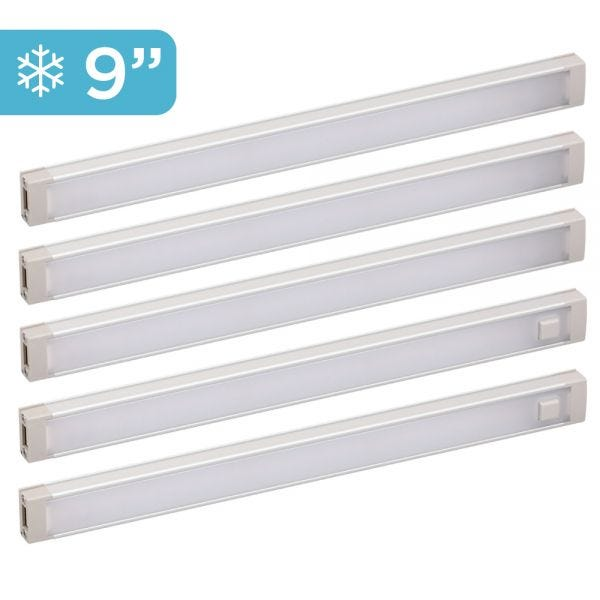 Cool White Under Cabinet Lighting Kit