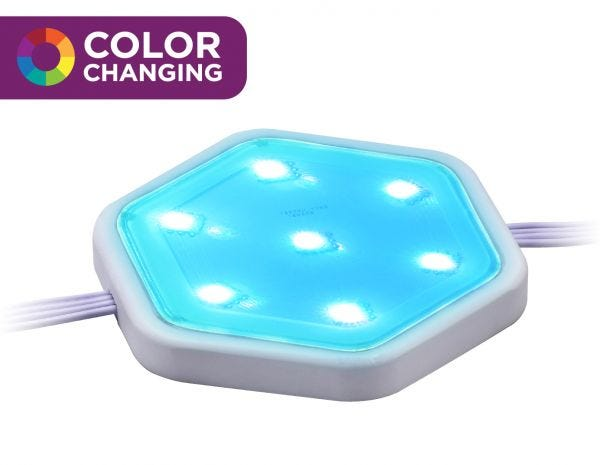Add-On Light for Color Changing Puck Kits