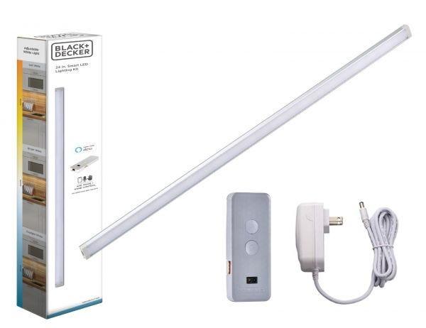 "24"" Smart Under Cabinet Lighting Kit"