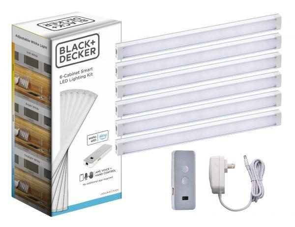 3-Bar Smart Under Cabinet Lighting