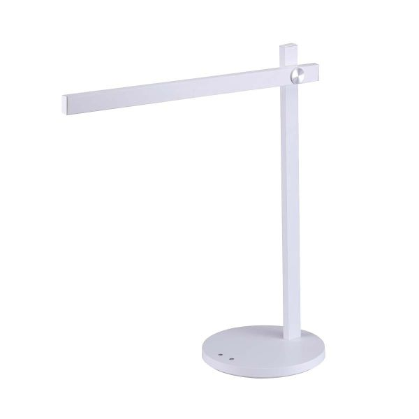 White Dimmable LED Desk Lamp