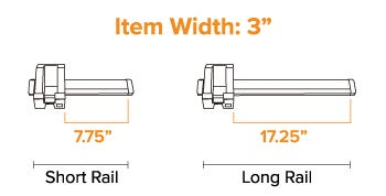 Folder Size on Rail