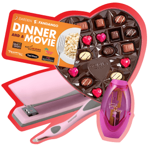 Bostitch Valentines Day Prize Pack