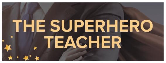 Gifts for the Superhero Teacher
