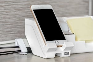 Charging USB Phone Stand