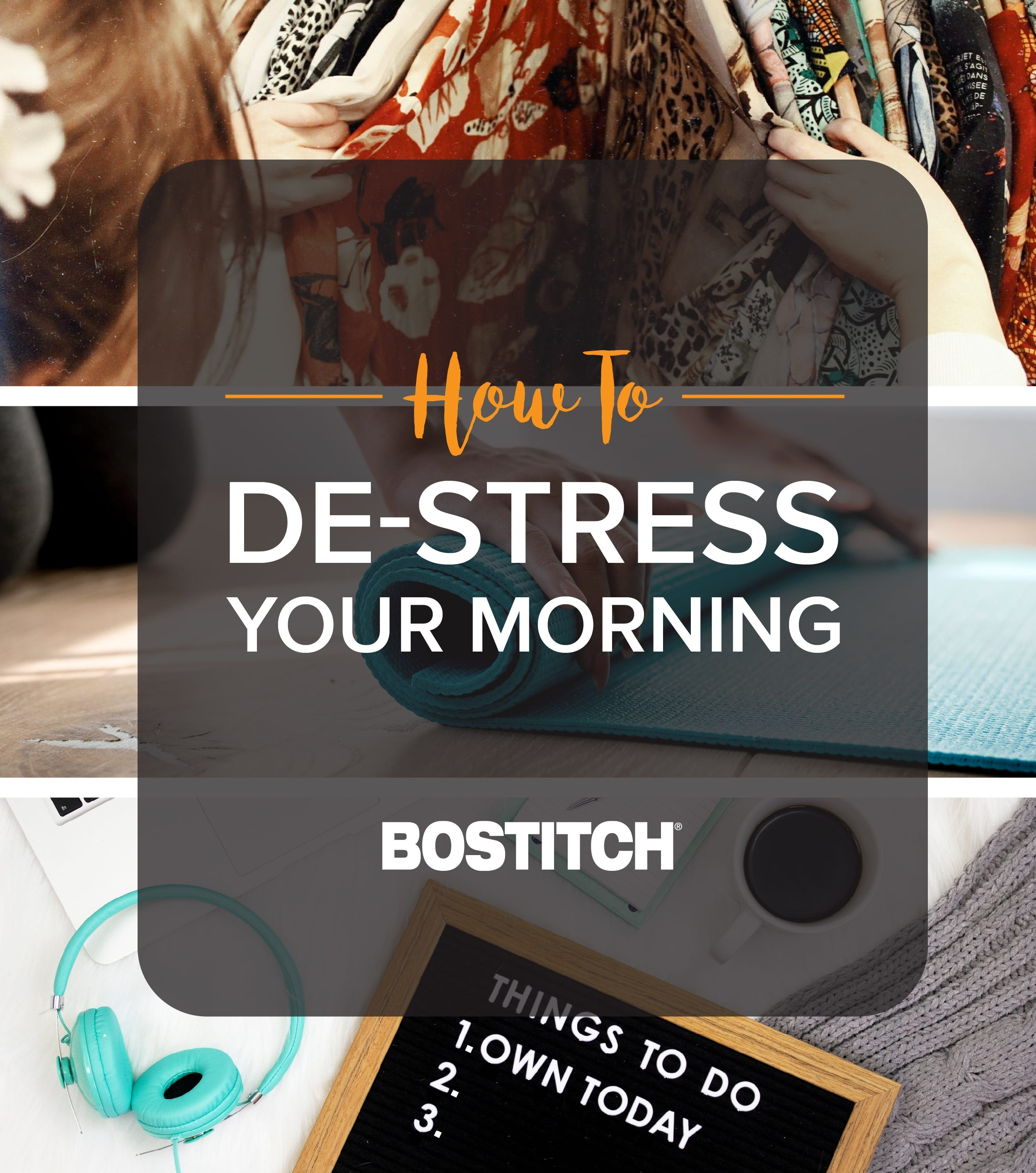 How to De-Stress Your Morning Pinterest