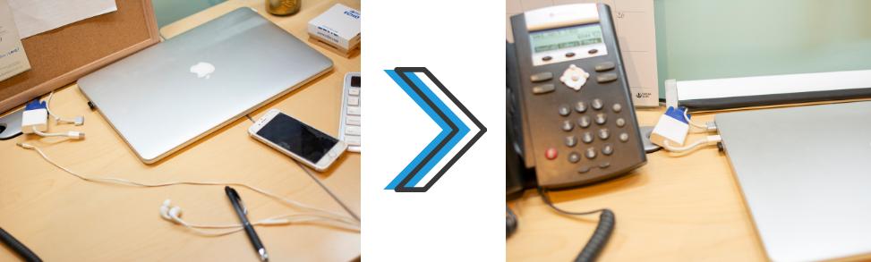 Konnect Desk Wires