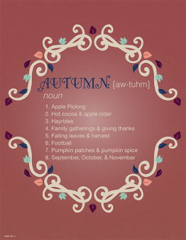 Autumn Definition