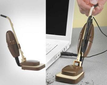 Desk Vacuum