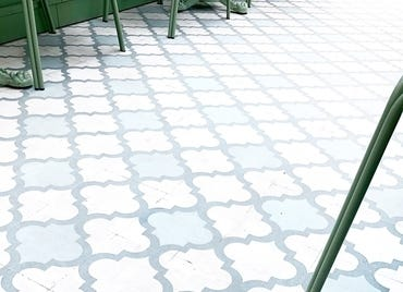 Pattern Tile Flooring