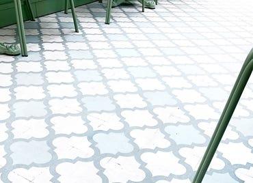 Pattern Tile Flooring