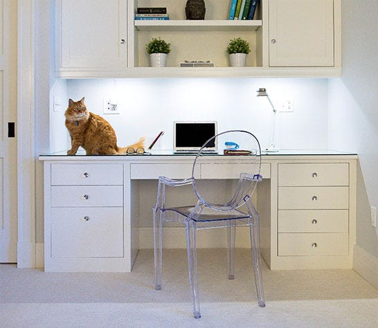 Office Under Cabinet Lighting
